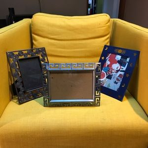 Metal photo picture frames Pier One